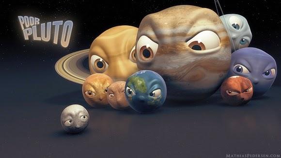 Mengapa Pluto Tidak Dianggap Planet?