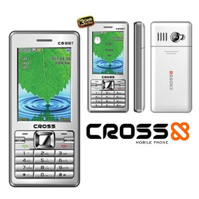 Ponsel Cross Terbaru