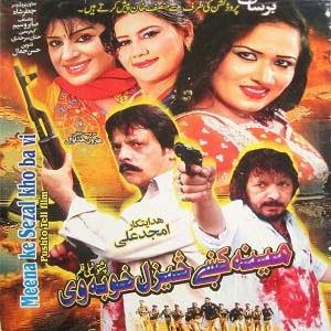 Pashto Drama Meena Ke Sezal Kho Ba Vi   Pushtoforu com