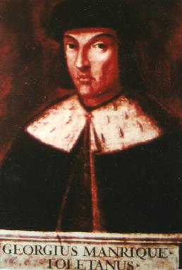 La poesía de Jorge Manrique en la voz de Joaquín de la Buelga