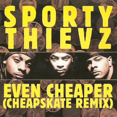 Sporty Thievz – Even Cheaper (Cheapskate Remix) (CDM) (1999) (320 kbps)