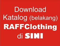Katalog RAFFClothing (belakang)