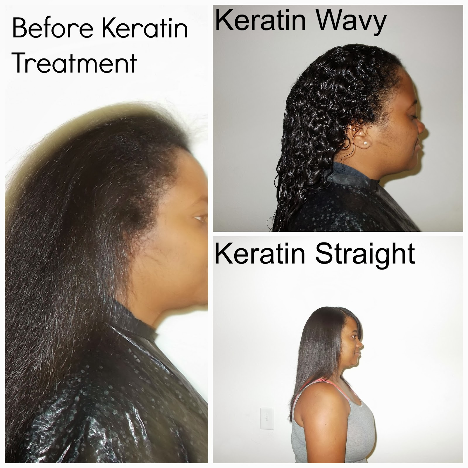 Brazilian Blowout Keratin Hair Treatment Review For Curly