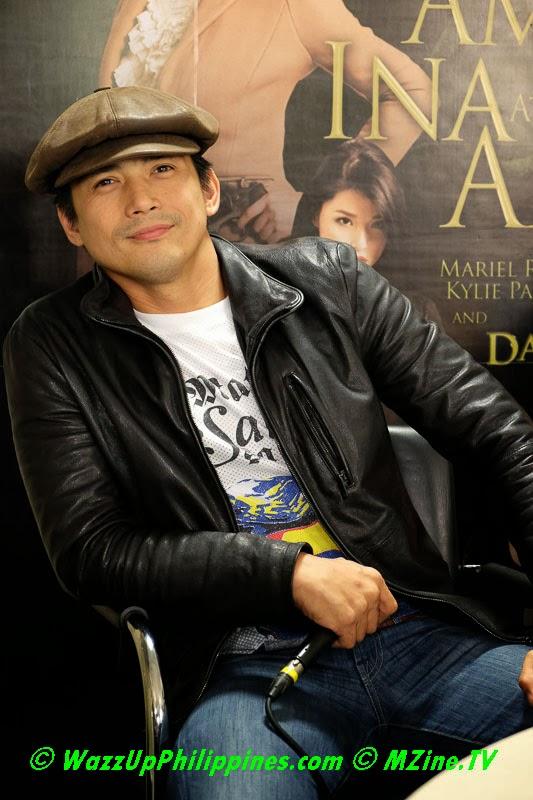 Sa Ngalan Ng Ama, Ina at Mga Anak Movie with Robin and Mariel Padilla