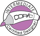 Intermediate Copic Designer