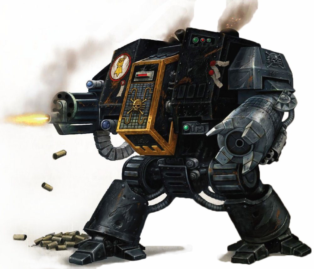How to play an army of deathwatch using space marines spikey bits