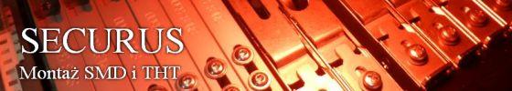 montaż urządzeń elektronicznych SMD THT