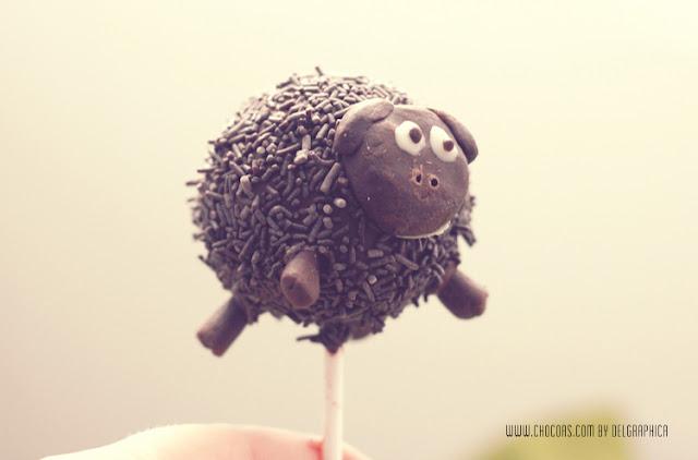oveka negra cakepop