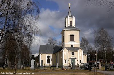 Älvsby kyrka