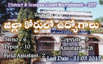 District Court Jobs