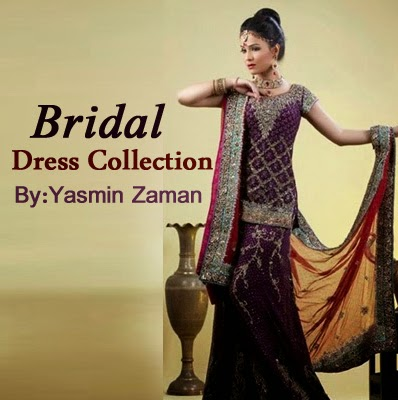 Yasmin Zaman Bridal Dress Collection