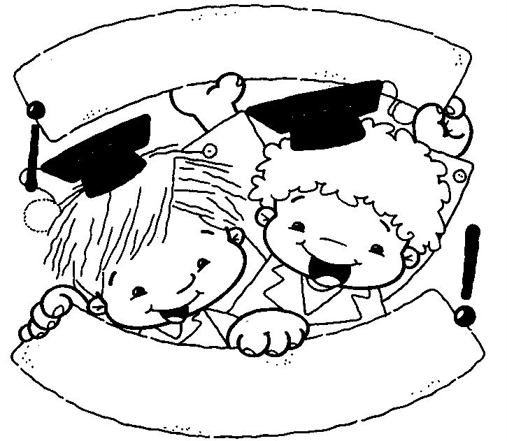Dibujos para graduación de preescolar - Imagui