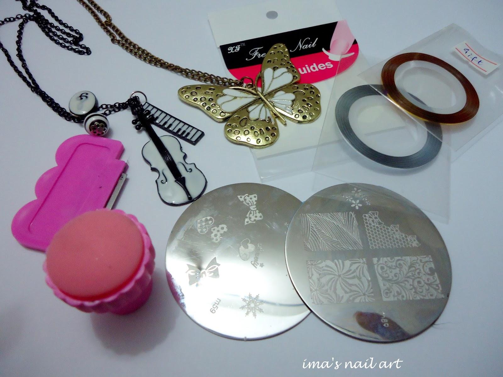 Ima\'s nail art: Nail Art Shoping :D