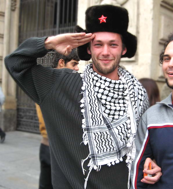 Русско арабский неформал в Италии