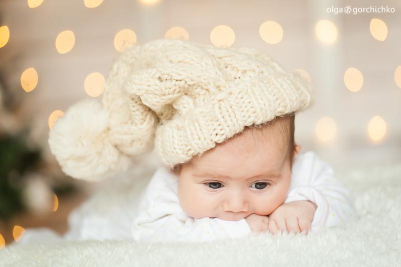 Новогодний фотопроект Морозные узоры Гродно. Детский фотограф Ольга Горчичко