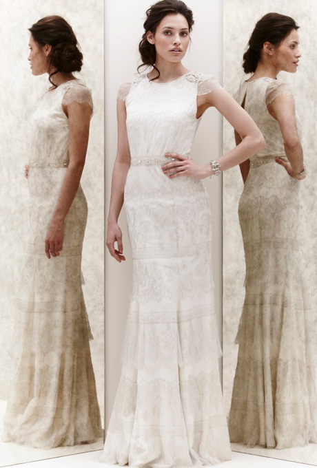 Jenny Packham 2013 Bridal Collection