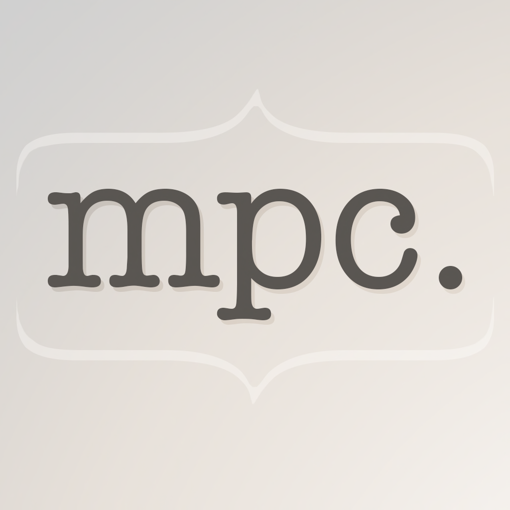 I blogged ♥ mpc.