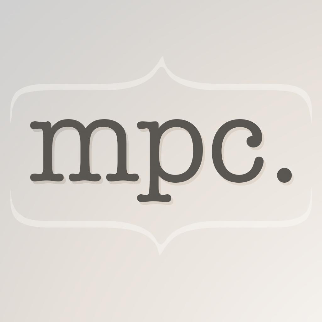 I blog ♥ mpc.