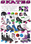 Buy Quad Roller Disco Skates