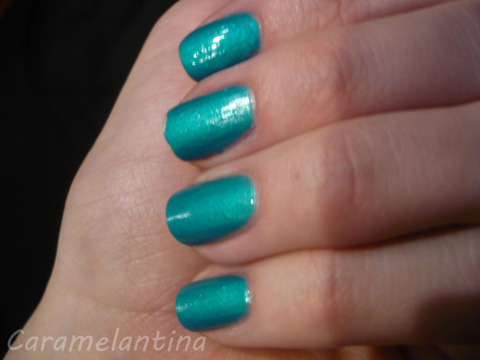 China Glaze Turned Up Turquoise