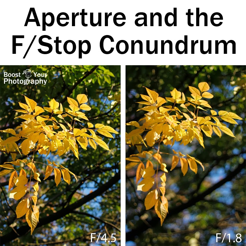 Aperture and the F/Stop Conundrum | Boost Your Photography