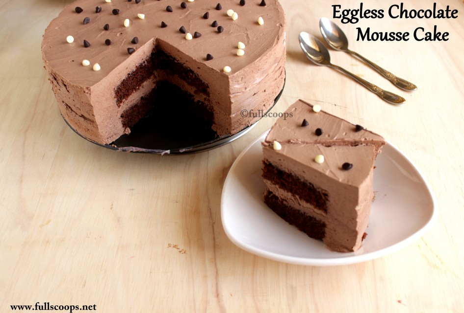 Chocolate mousse filling for chocolate cake recipe