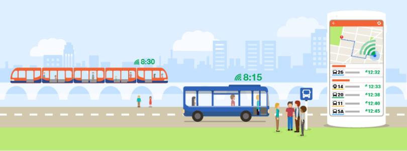Horários e Itinerários Meu ônibus