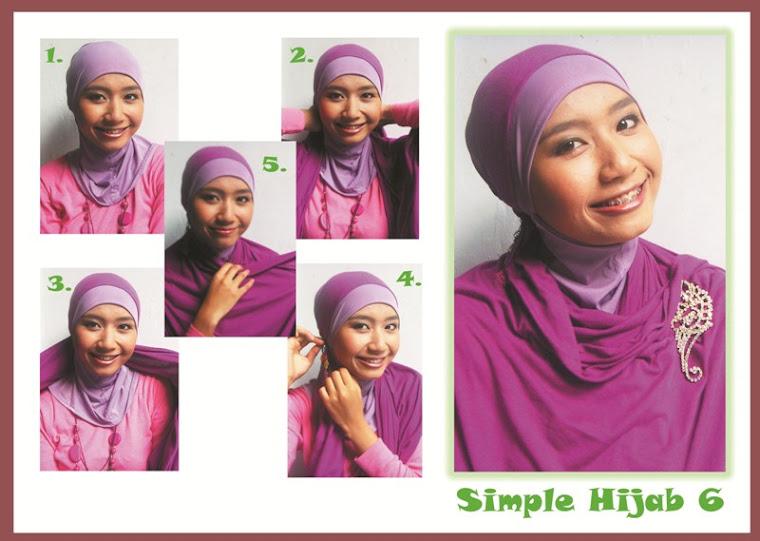 Simple Hijab 3