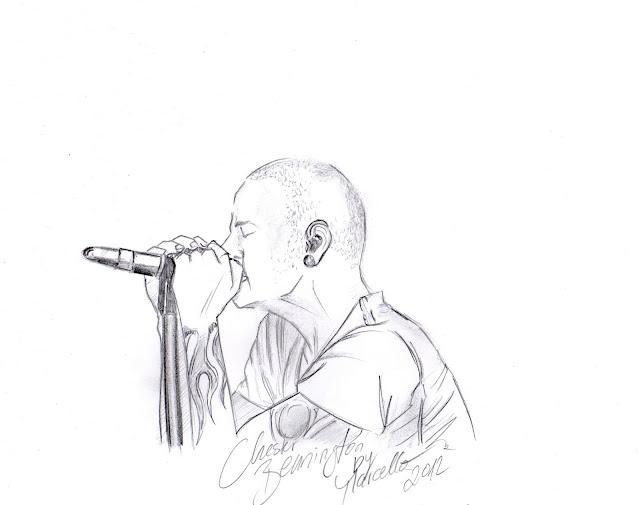 Live in Tokio - Chester Bennington