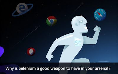 Why is Selenium a Good Weapon to Have in Your Arsenal?