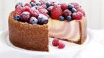 Summer berry cheesecake Recipe