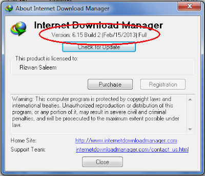 Internet Download Manager (IDM) 6.15 Build 2 Final Full Version With Crack/Patch/keygen Free Download