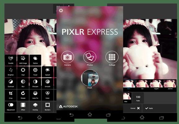 Aplikasi Kamera Android untuk Photography