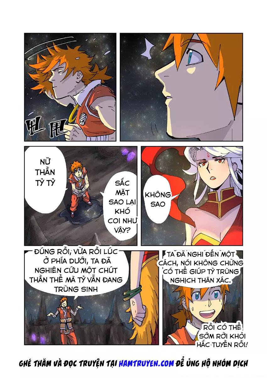 Yêu Thần Ký chap 225 - Trang 15