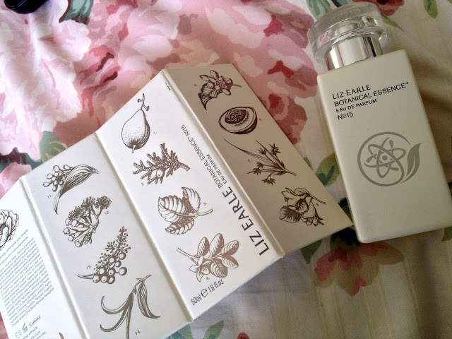 Liz Earle Botanical essence 15 perfume