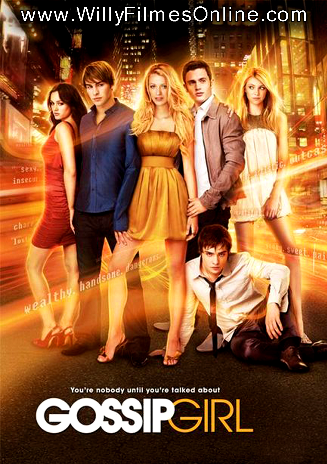 Gossip Girl – Todas Temporadas – Dublado / Legendado