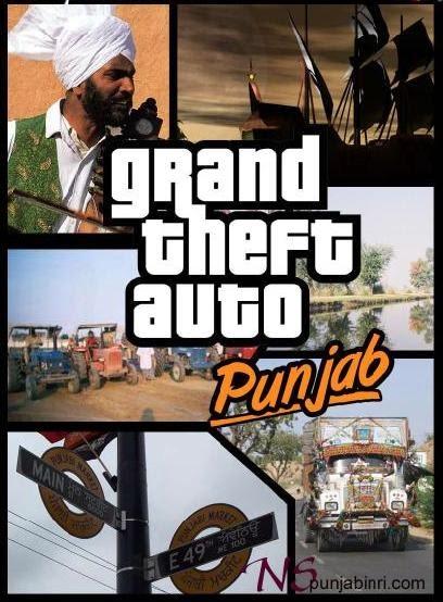 GTA Punjab Game