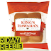 FREE King's Hawaiian Dinner Rolls