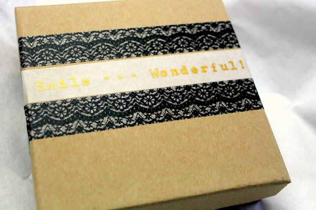 gift packaging: Wish List- Catherine Masi