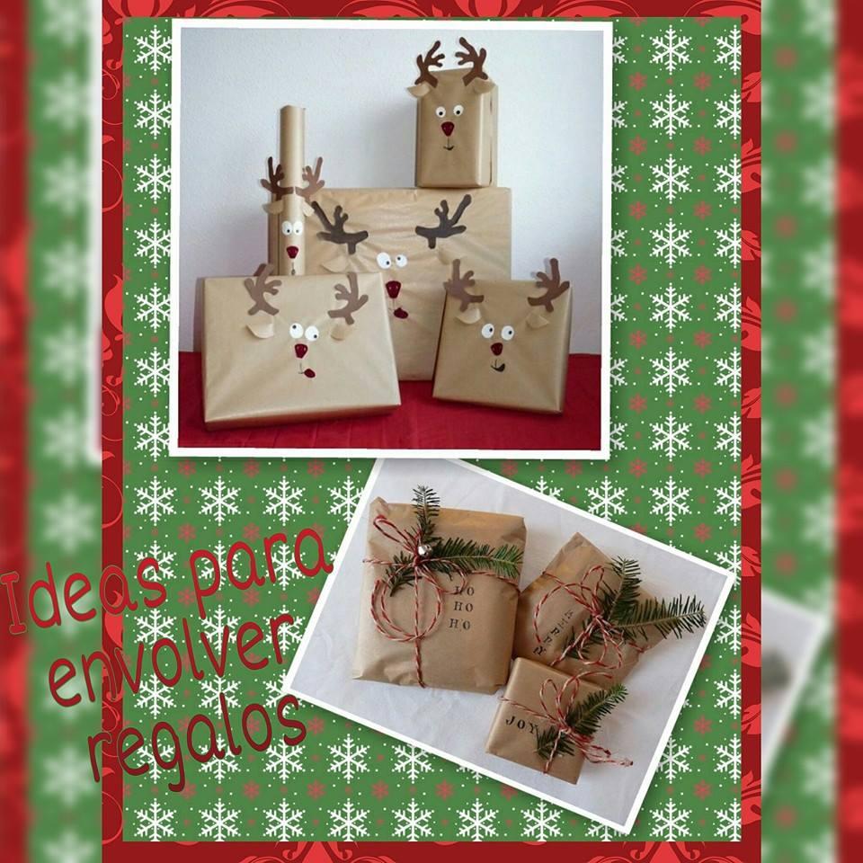 creativas ideas para envolver regalos navideos