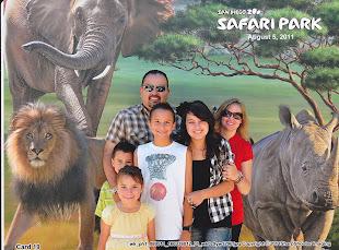 August Safari Park Trip