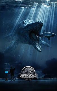 Jurassic World: O Mundo dos Dinossauros - TS Dual Áudio