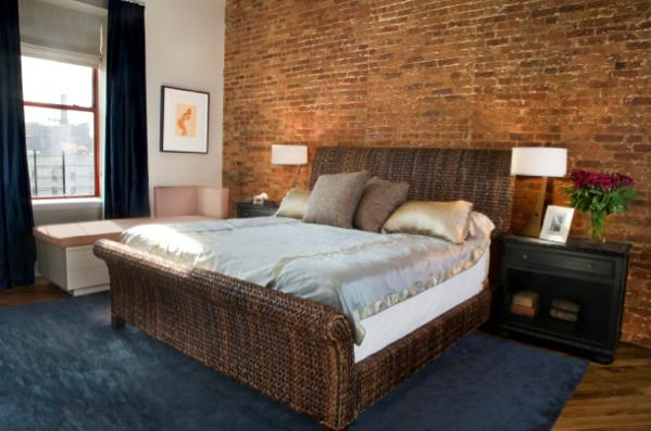 conceptions des murs en brique pour chambre coucher d cor de maison d coration chambre. Black Bedroom Furniture Sets. Home Design Ideas