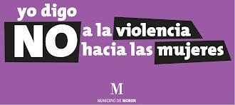 NO!!! a la violencia de género