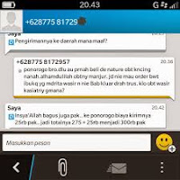 testimoni denature