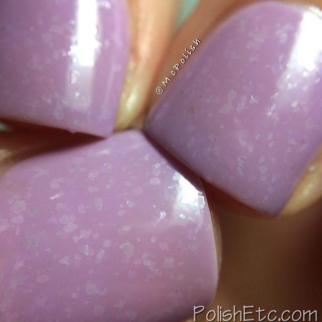 Takko Tuesday! - Lavender Macaron - McPolish - MACRO