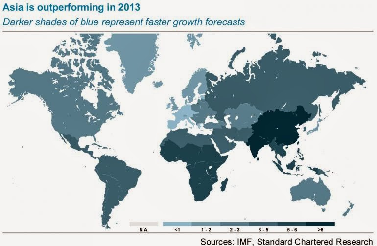 south Asia economic is still very stronger