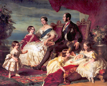 Queen Victoria on Children