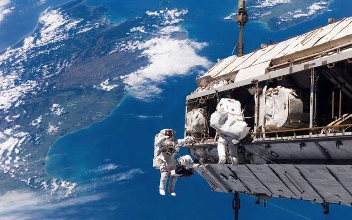 La estación espacial internacional (aiesec)