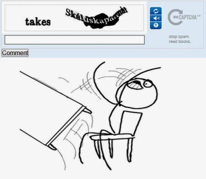 Menghilangkan CAPTCHA pada Komentar Blog